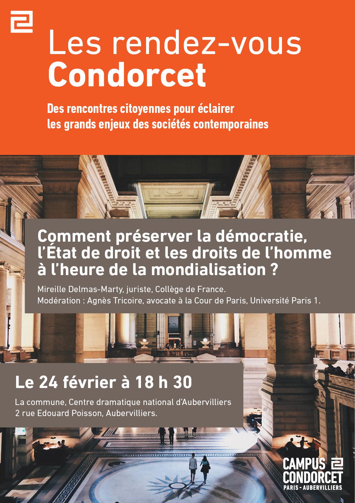 Comment préserver la démocratie ? Mireille Delmas-Marty, juriste au Collège de France