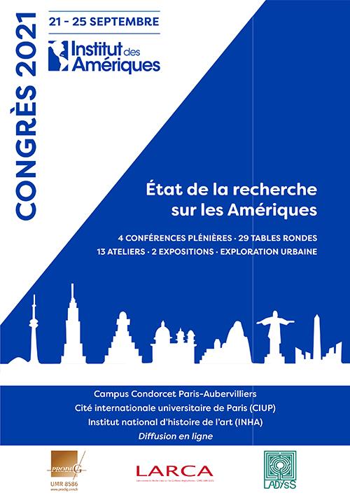 Affiche Congrès IdA 2021