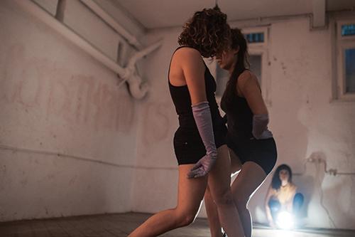 Prise de vue de Con-Sentiment{s}, production théâtrale de Sexe & Consentement