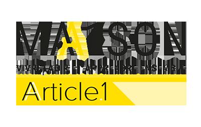 Logo du programme Ma1son