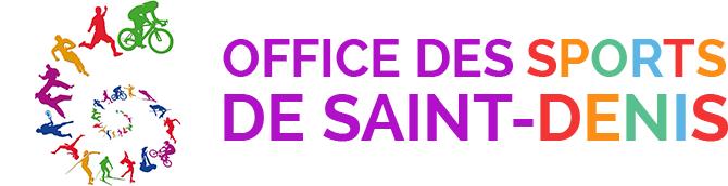 Logo - Association Office des sports de Saint-Denis