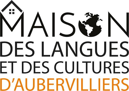 Logo Association Maison des langues et des cultures d'Aubervilliers