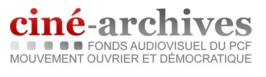 Logo - Ciné-archives