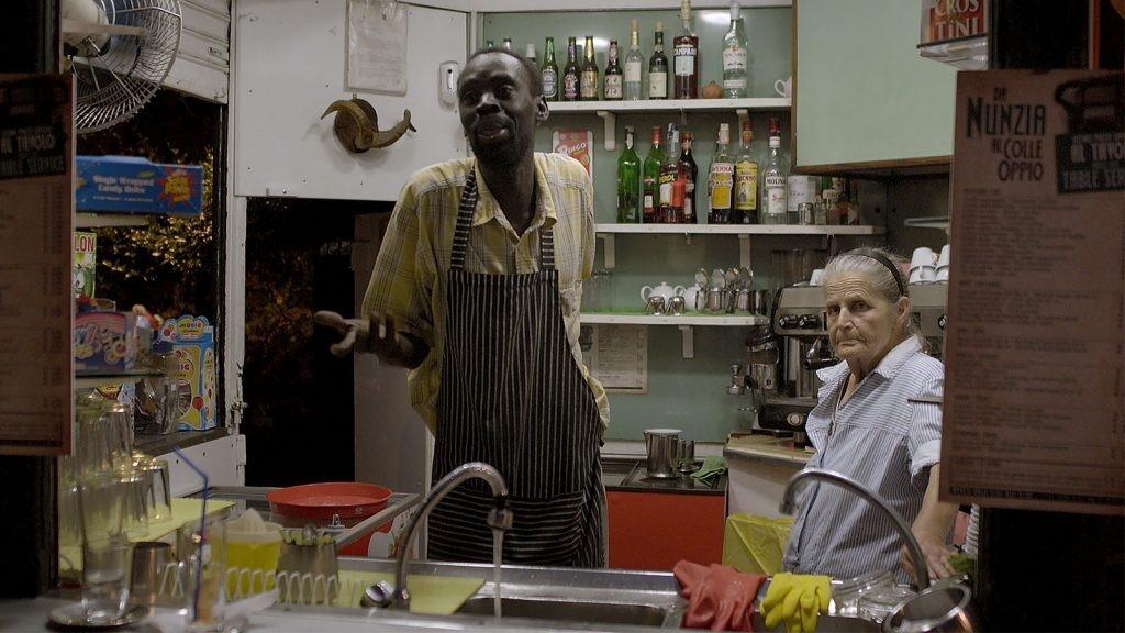 "Extrait du film d'Abel Ferrara ""Piazza Vittorio"""