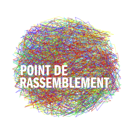 Logo - Association Point de rassemblement